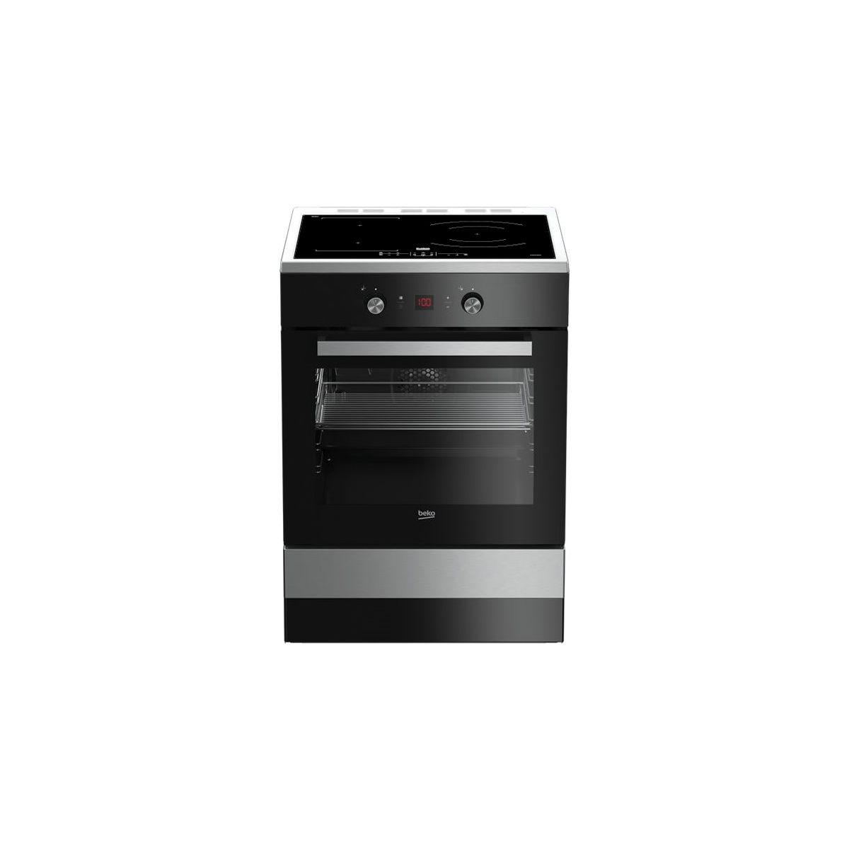 Cuisinière induction BEKO FSR685300XCS