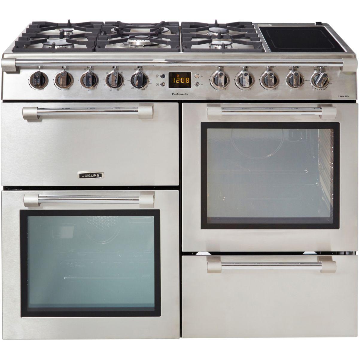 Piano de cuisson mixte LEISURE CK100F324X