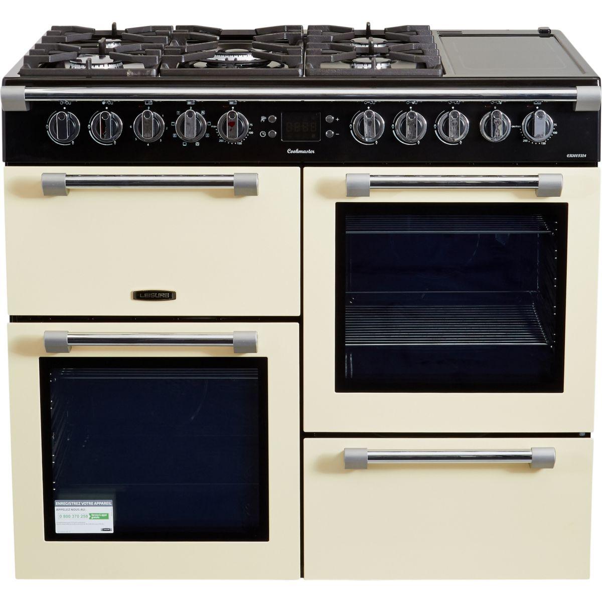 Piano de cuisson LEISURE CK100F324C