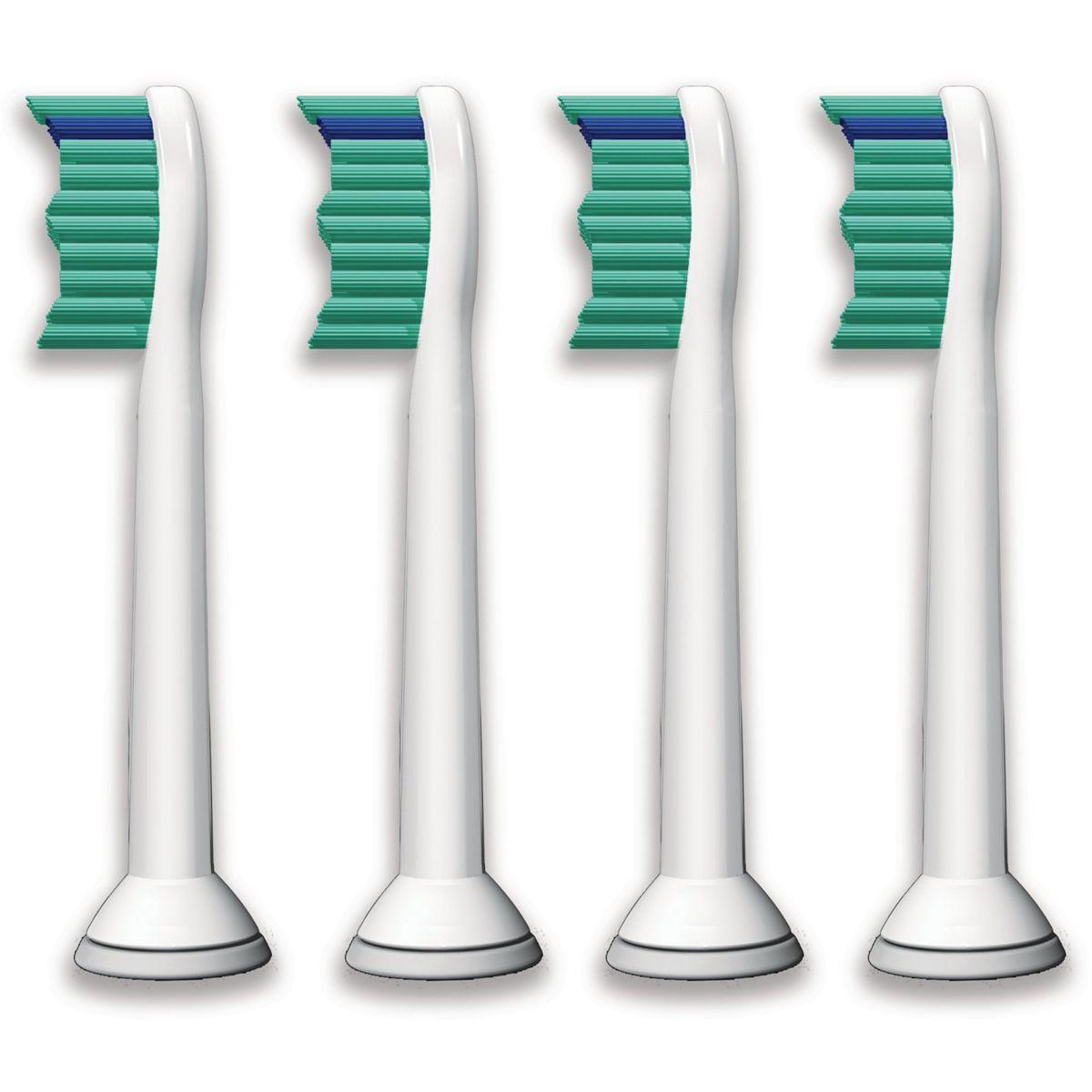 Brossette dentaire PHILIPS HX6014/07 X4