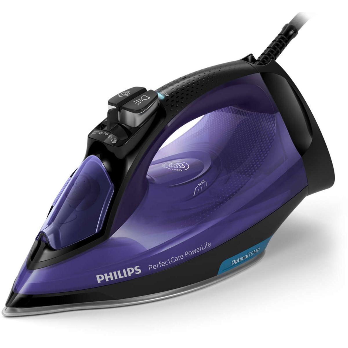 Fer à repasser PHILIPS GC3925/30 Steamglide Plus