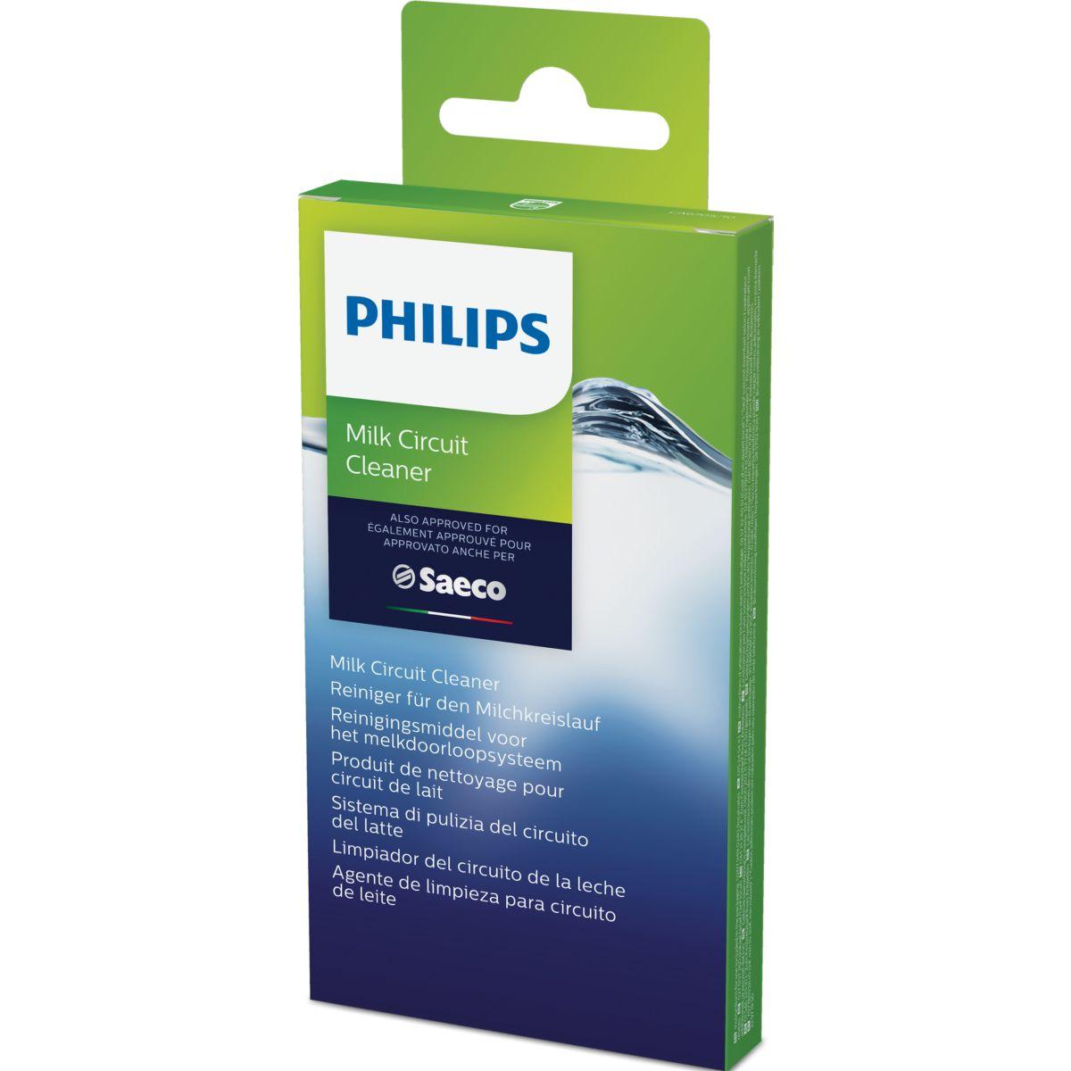Nettoyant PHILIPS-SAECO Sachet nettoyant circuit lait CA6705/10