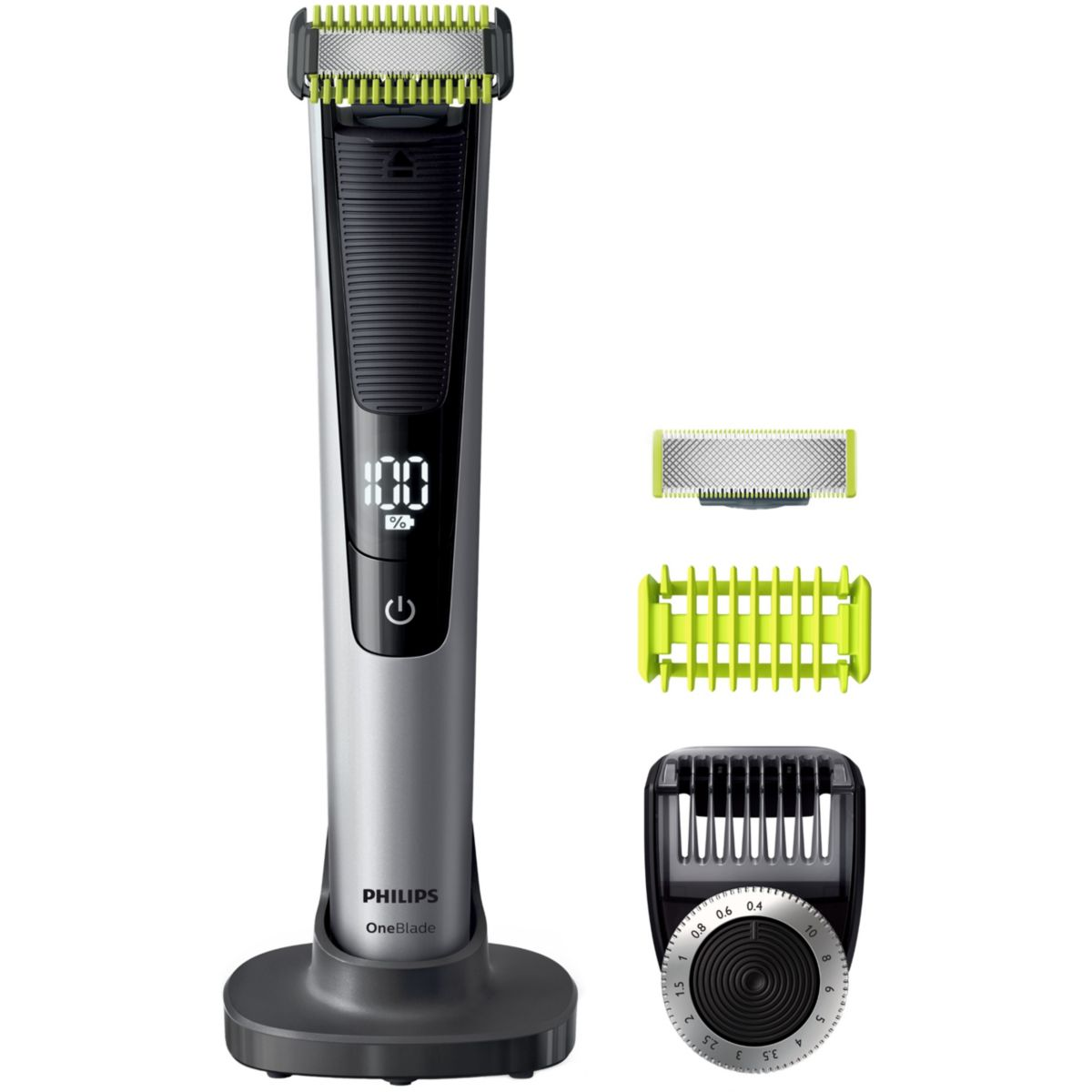 Tondeuse barbe et corps PHILIPS One Blade QP6620/20