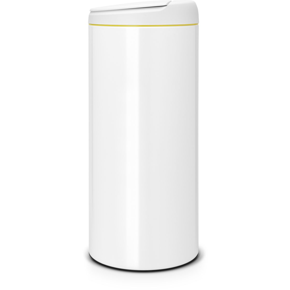 Poubelle BRABANTIA FLIPBIN 30L White (photo)