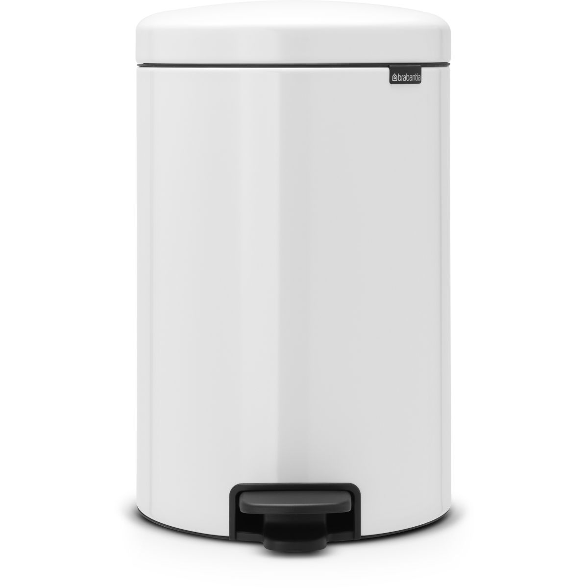 Poubelle BRABANTIA à pédale NewIcon 20L (photo)