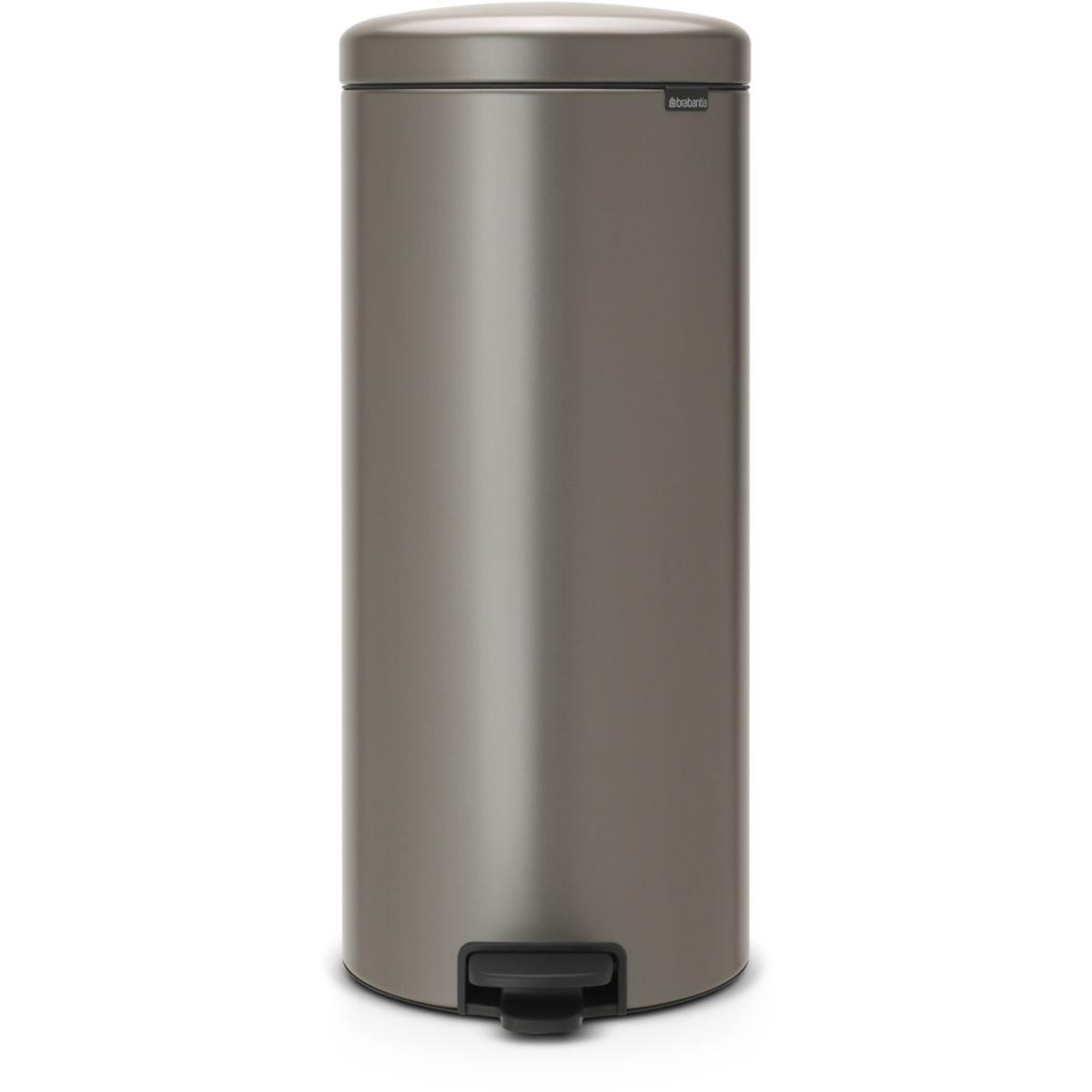 Poubelle BRABANTIA à pédale NewIcon 30L (photo)