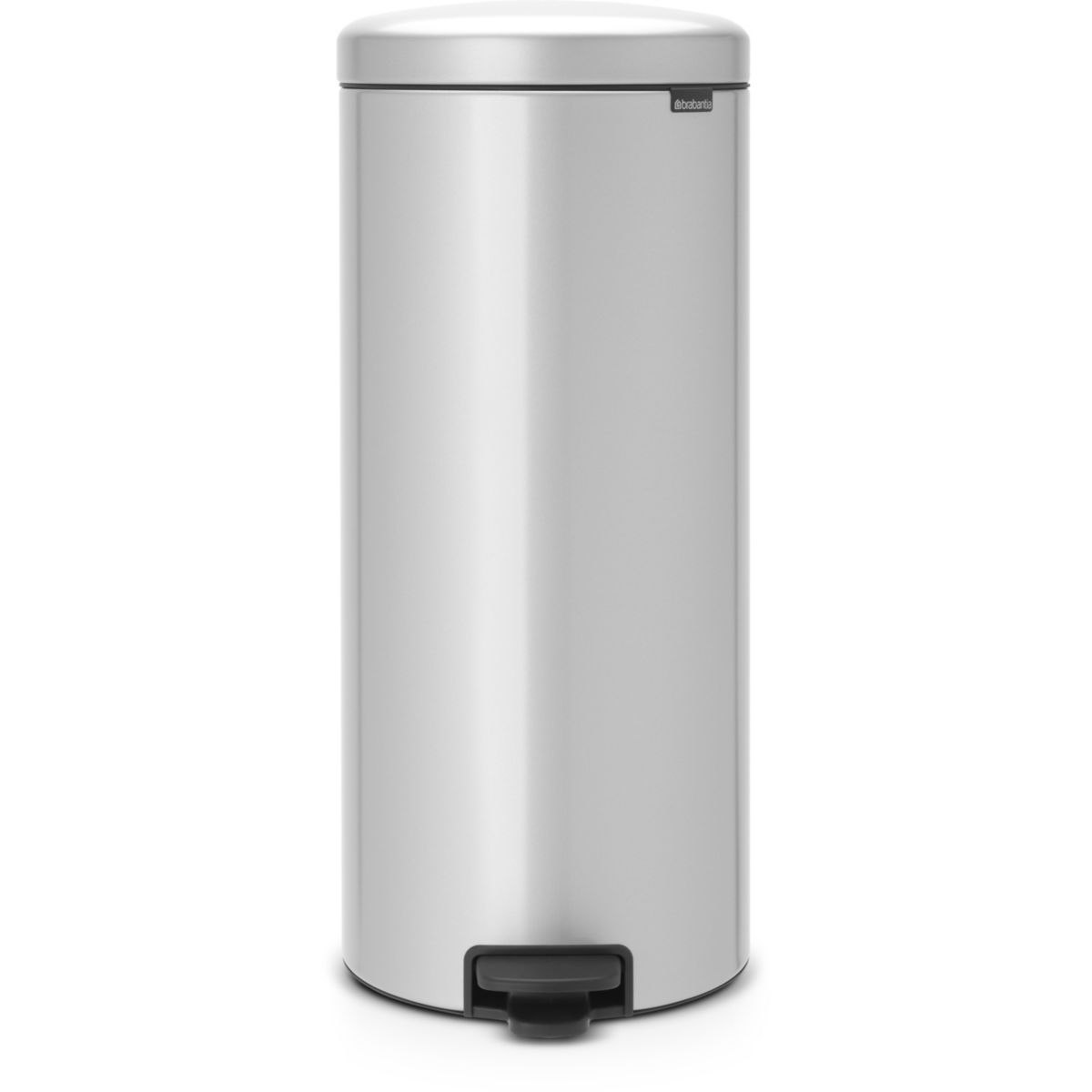 Poubelle BRABANTIA pédale NewIcon 30L Me (photo)