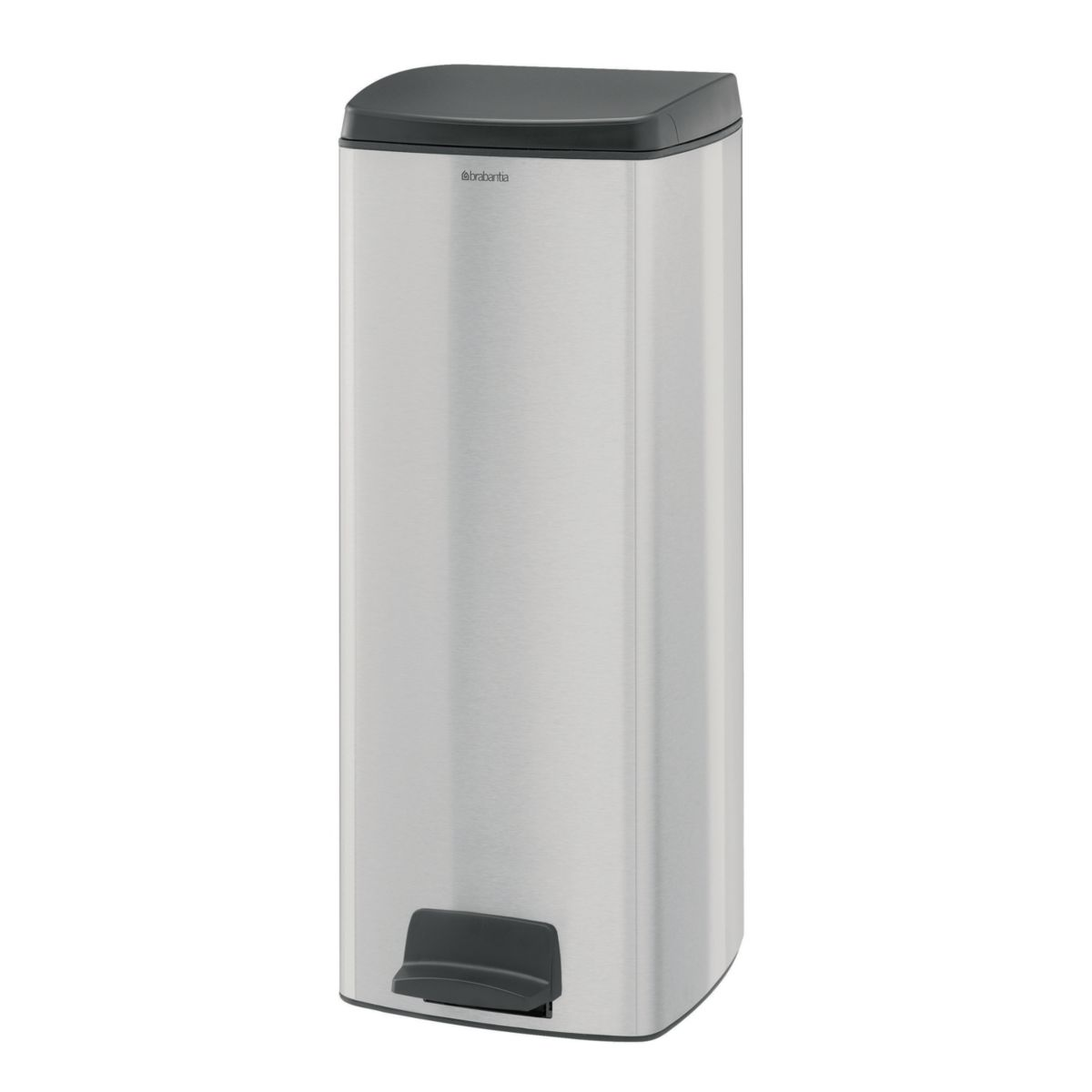 Poubelle BRABANTIA Matt Steel Finger Pro (photo)