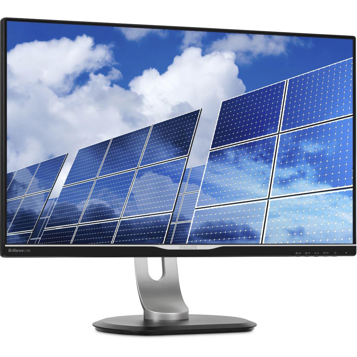 Ecran PC PHILIPS 258B6QUEB