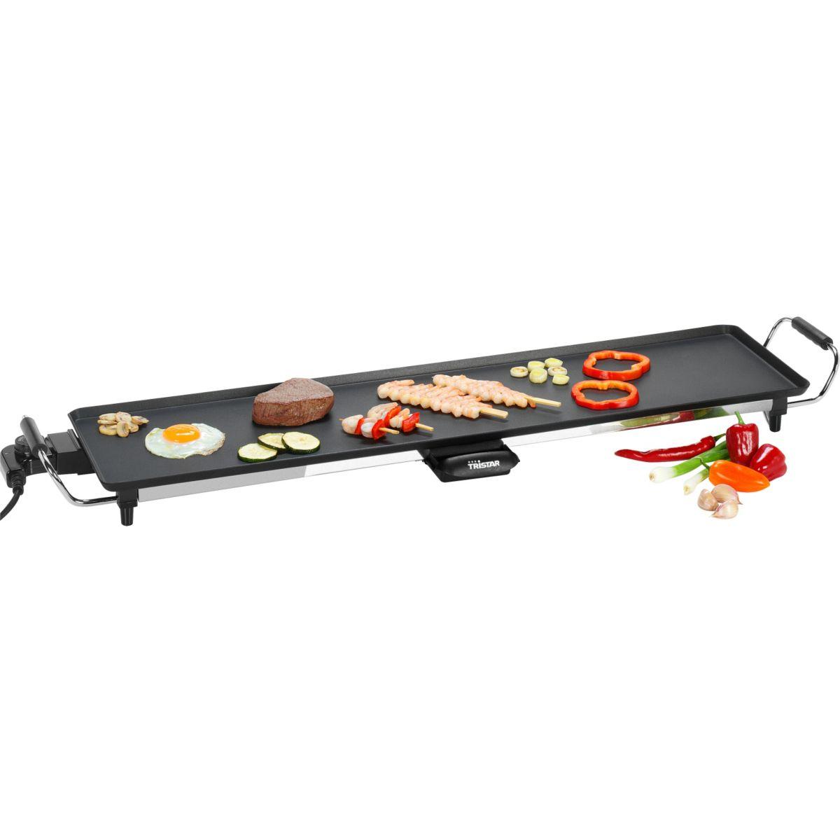Plancha électrique TRISTAR XL 90 CM - BP-2984