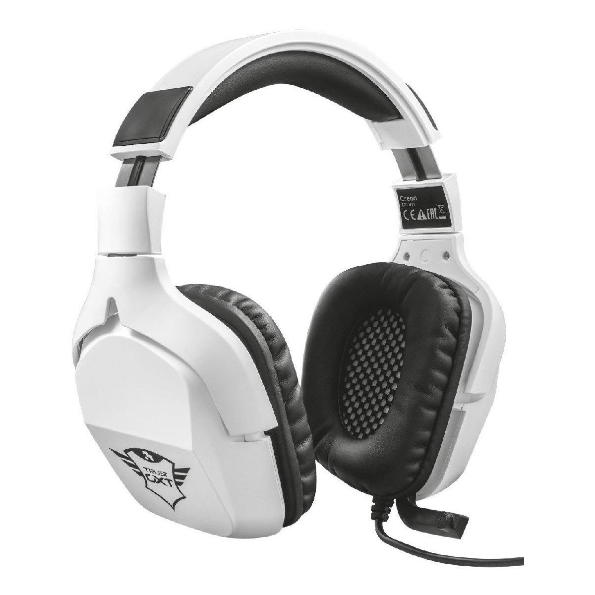 Casque gamer TRUST GAMING GXT 345 CREON 7.1 BASS VIBRATION