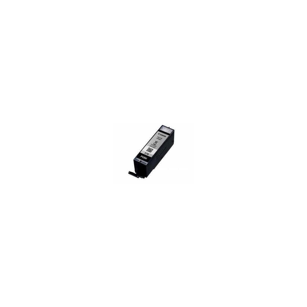 Cartouche d'encre CANON PGI 570 Noire Pigmenté