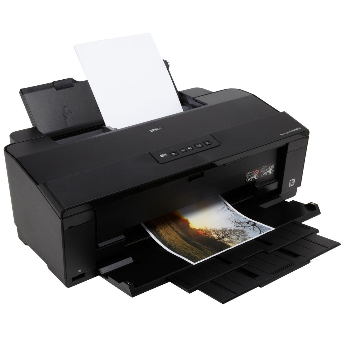 Imprimante monofonction jet d'encre EPSON SP1500W A3