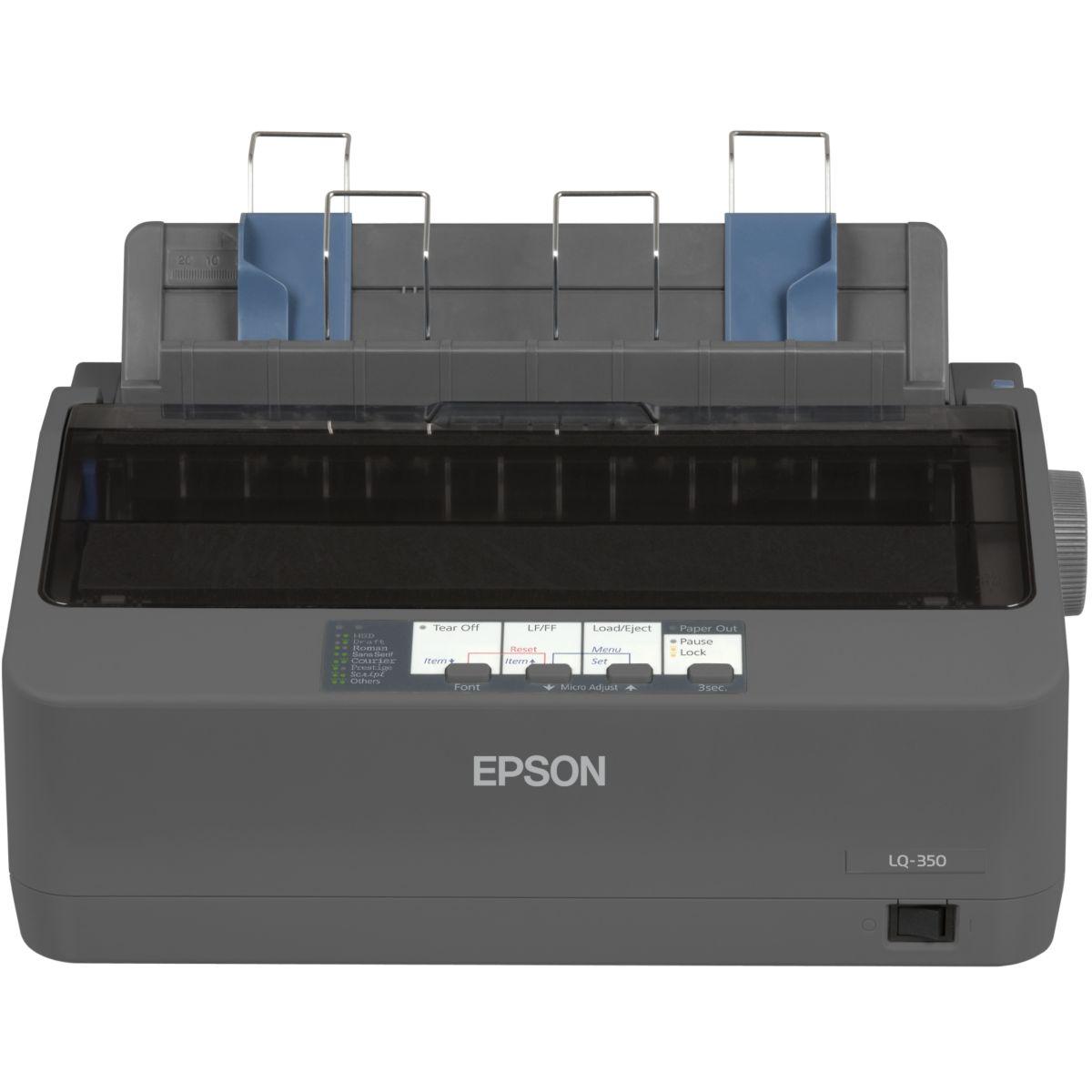 Imprimante matricielle EPSON 24 aiguilles LQ-350 (photo)