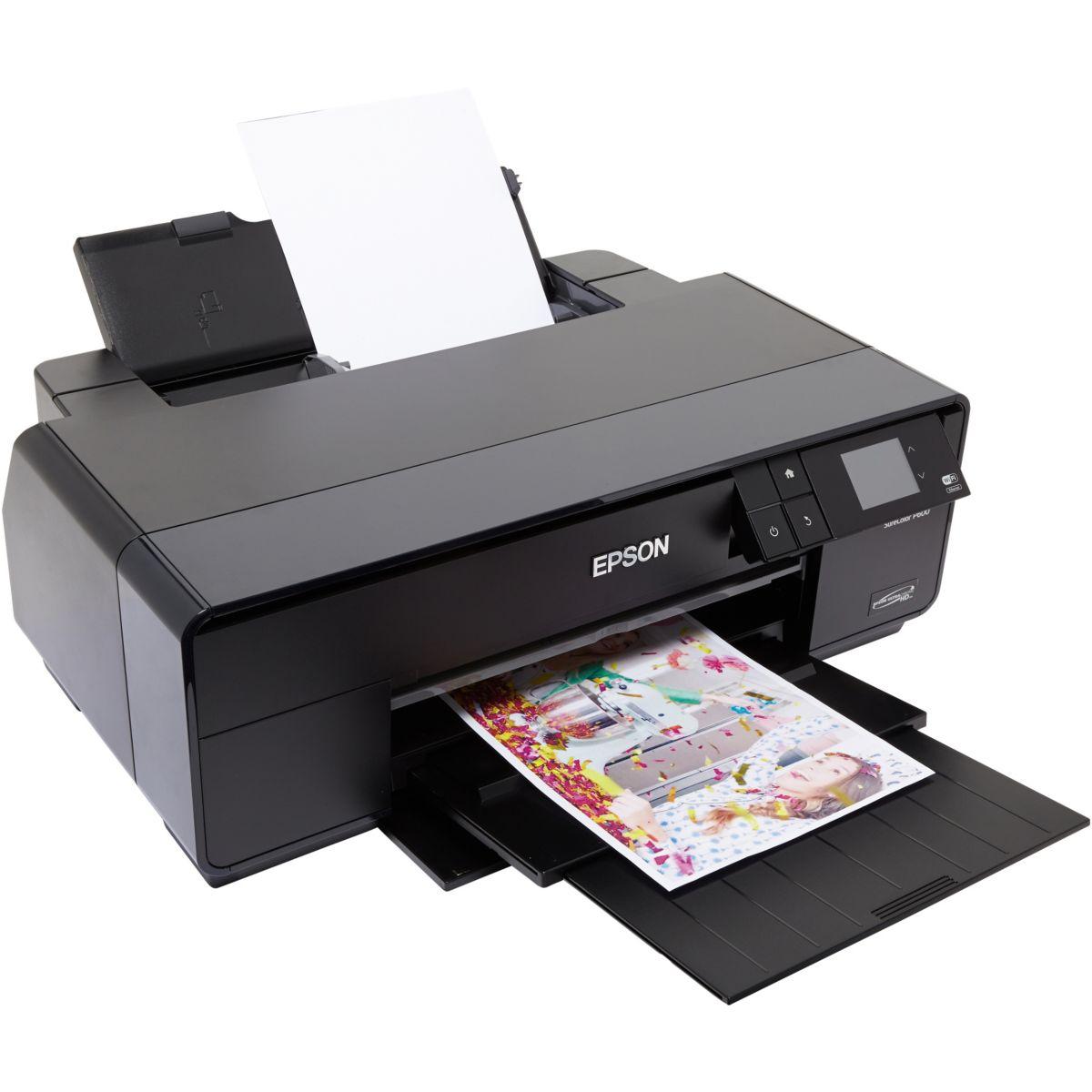 Imprimante multifonction jet d'encre EPSON SC-P600 Photo A3+ (photo)