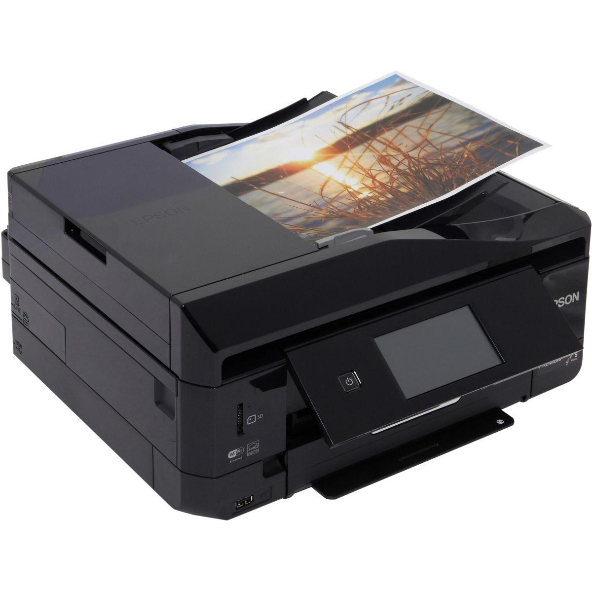 Imprimante multifonction jet d'encre EPSON XP-830 (photo)