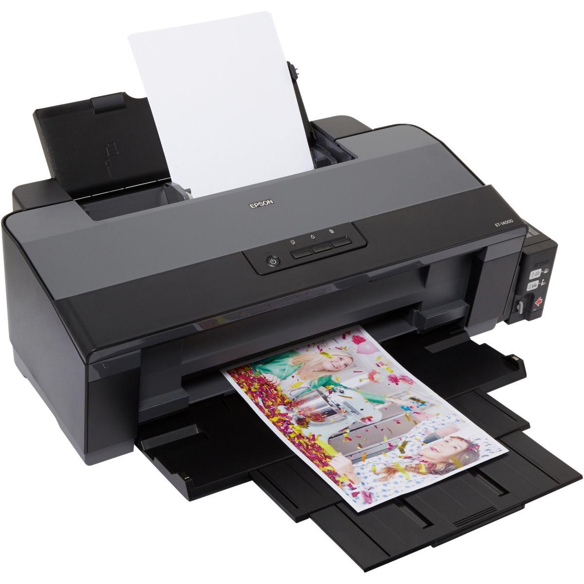 Imprimante multifonction jet d'encre EPSON EcoTank ET-14000
