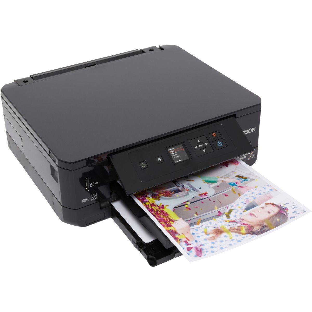 Imprimante multifonction jet encre EPSON XP 540 (photo)