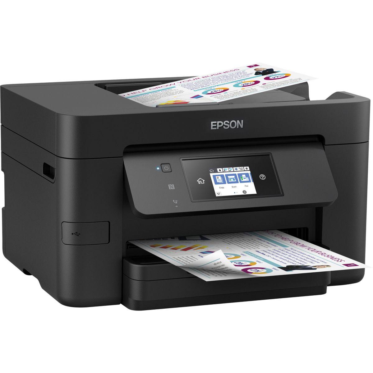 Imprimante jet d'encre EPSON WF-4720DWF Pro