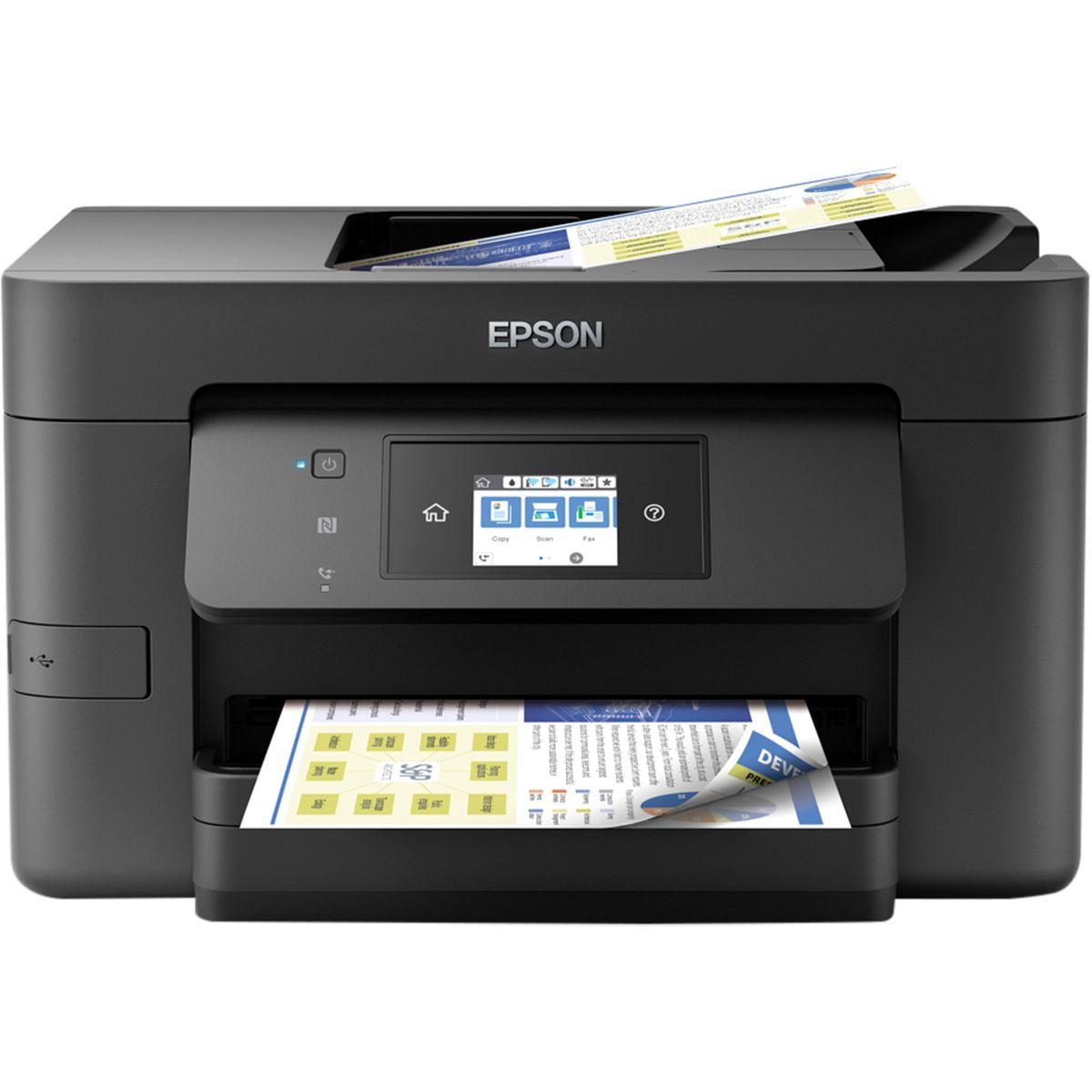 Imprimante jet d'encre EPSON WF-3725DWF