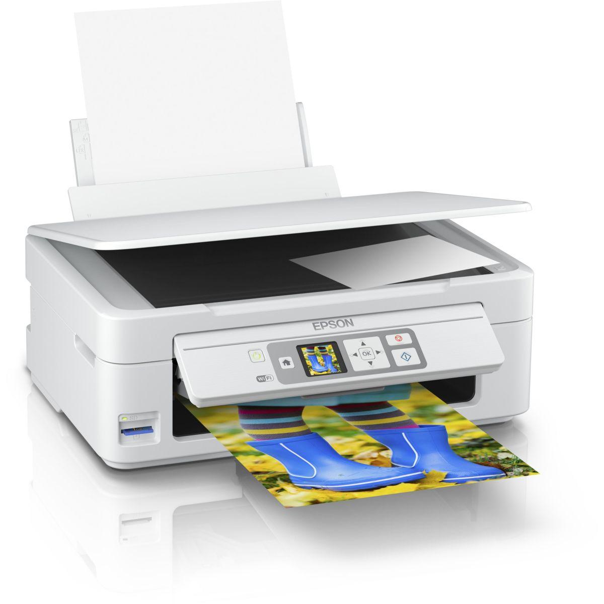 Imprimante jet d'encre EPSON XP 355 (photo)