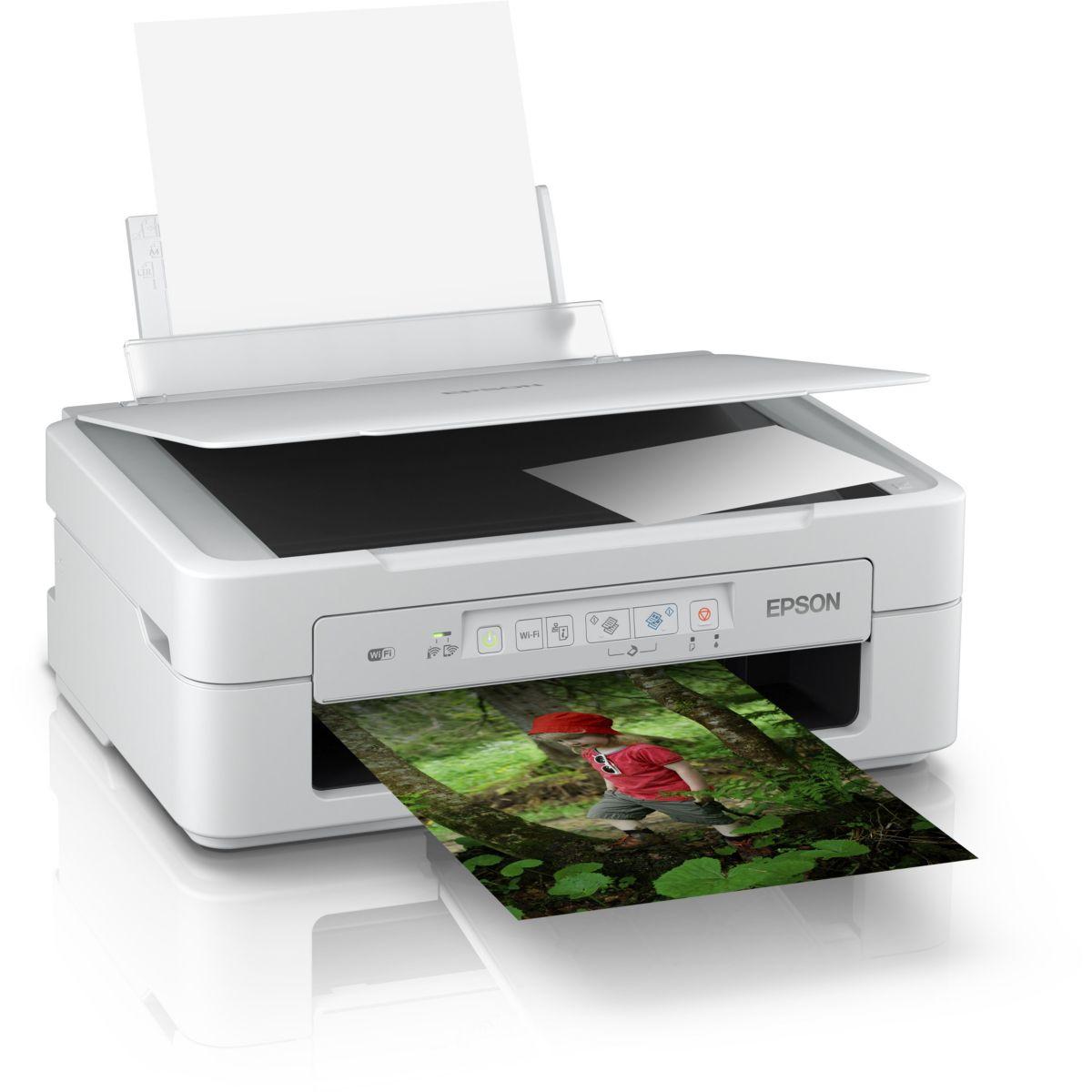 Imprimante jet d'encre EPSON XP 257 (photo)