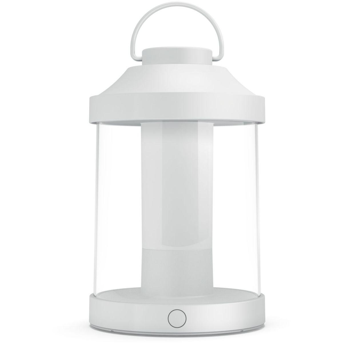 Lanterne PHILIPS portable ABELIA - Blanc