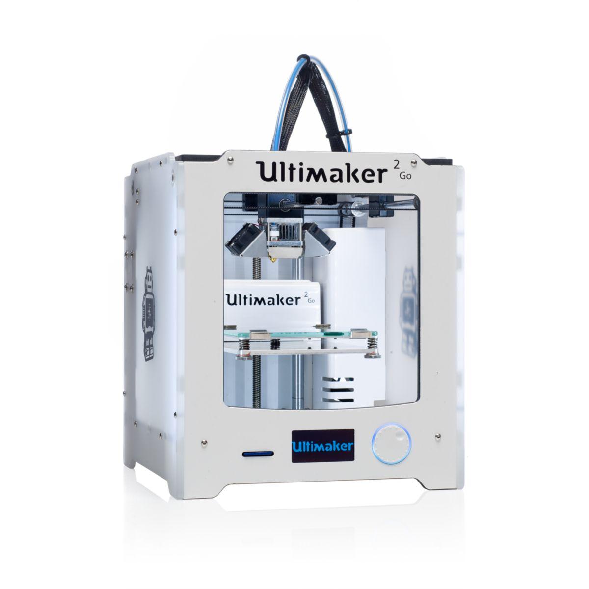 Imprimante ESSENTIELB Ultimaker 2Go (photo)