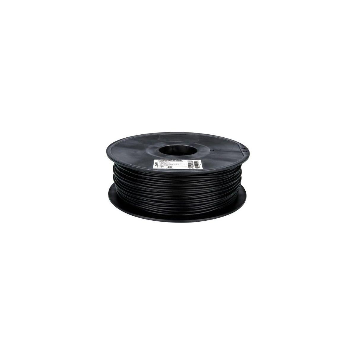 Filament 3D COLORFABB PLA Noir 1.75mm