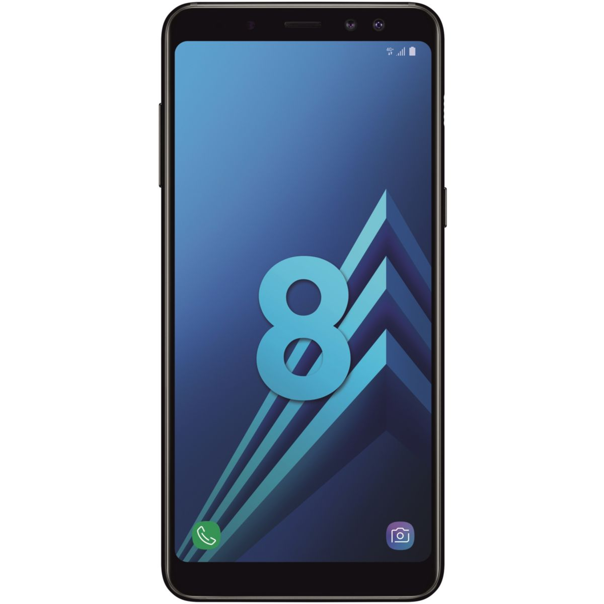 Smartphone SAMSUNG Galaxy A8 Noir Dual s
