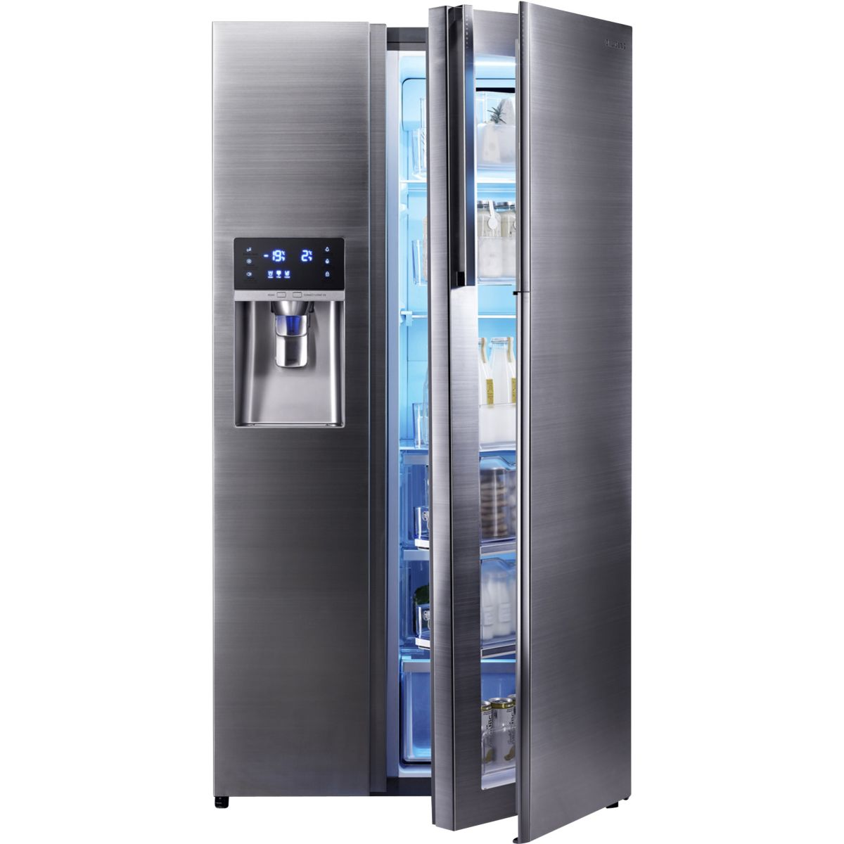 Réfrigérateur Américain SAMSUNG RH57H90507F Food ShowCase