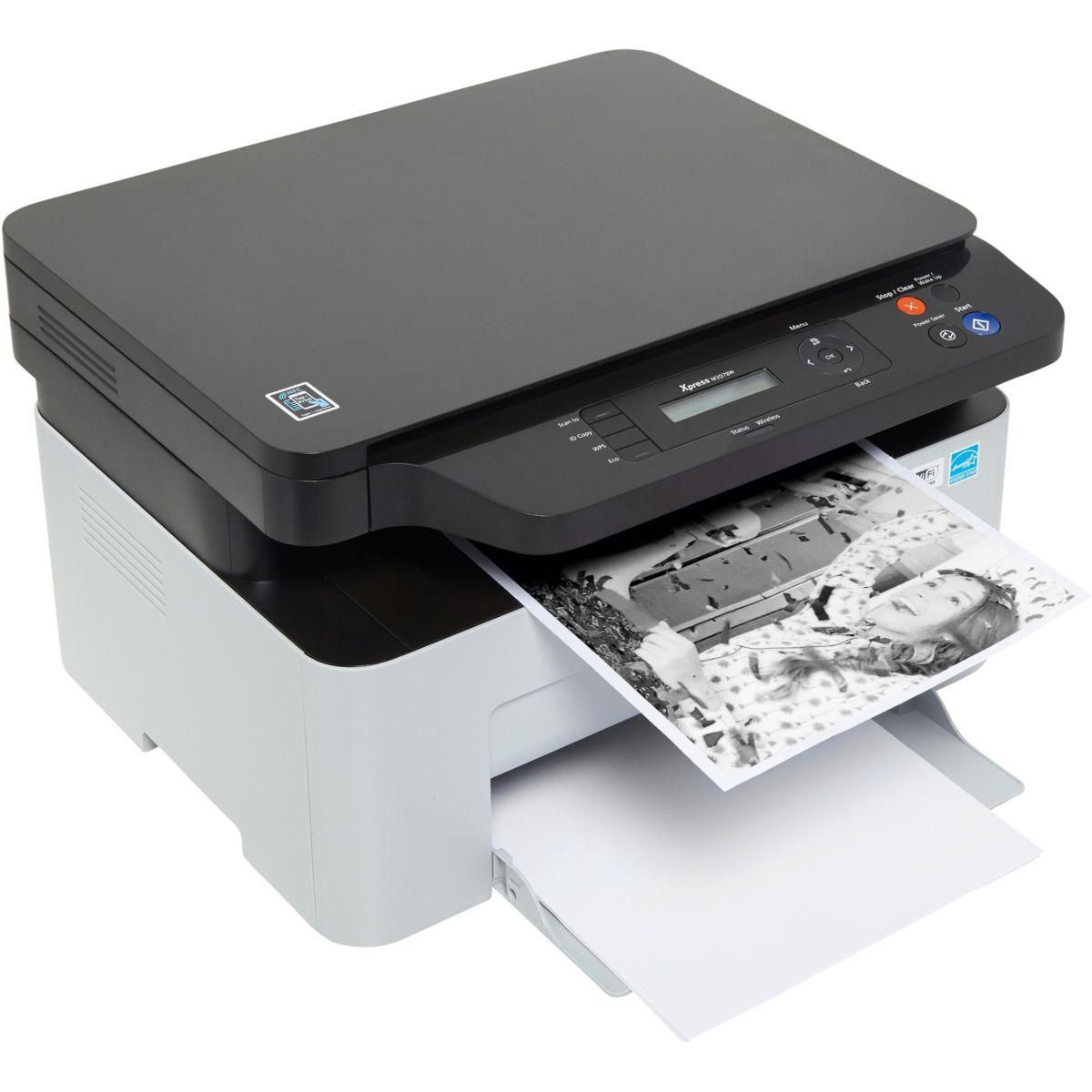 Imprimante laser noir et blanc SAMSUNG SL-M2078W