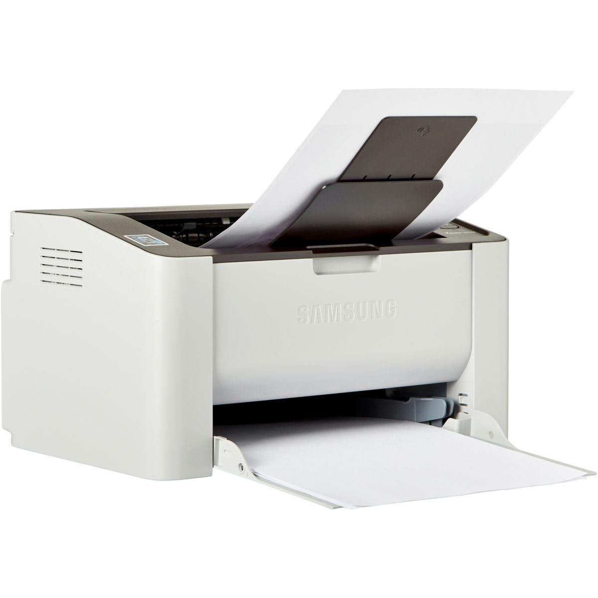 Imprimante monofonction laser monochrome SAMSUNG SL-M2026W (photo)