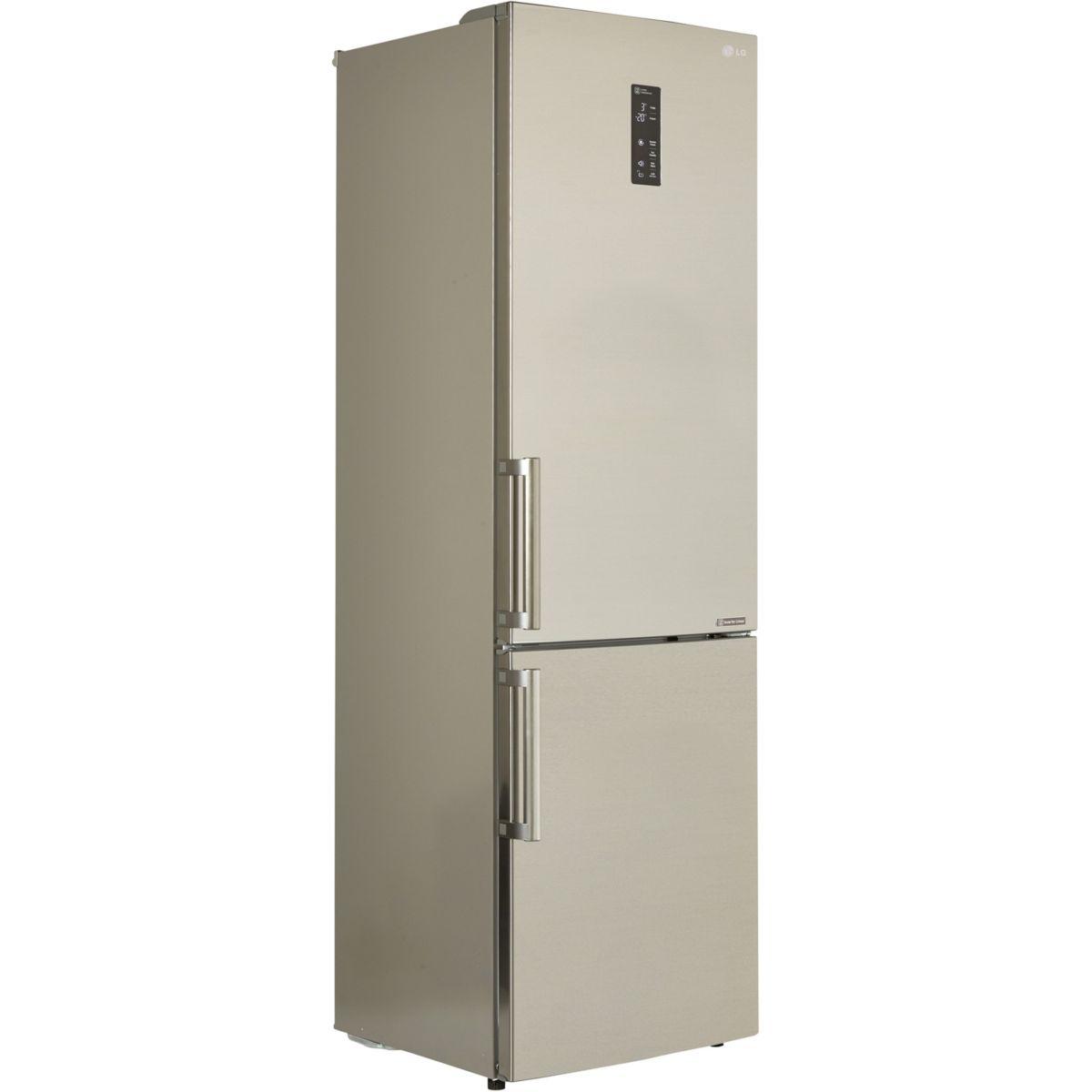 Réfrigérateur congélateur en bas LG EX GBD6356BPS