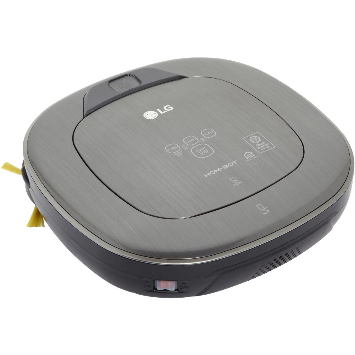 Aspirateur robot LG VR9647PS HOM-BOT HomeGuard Connecté