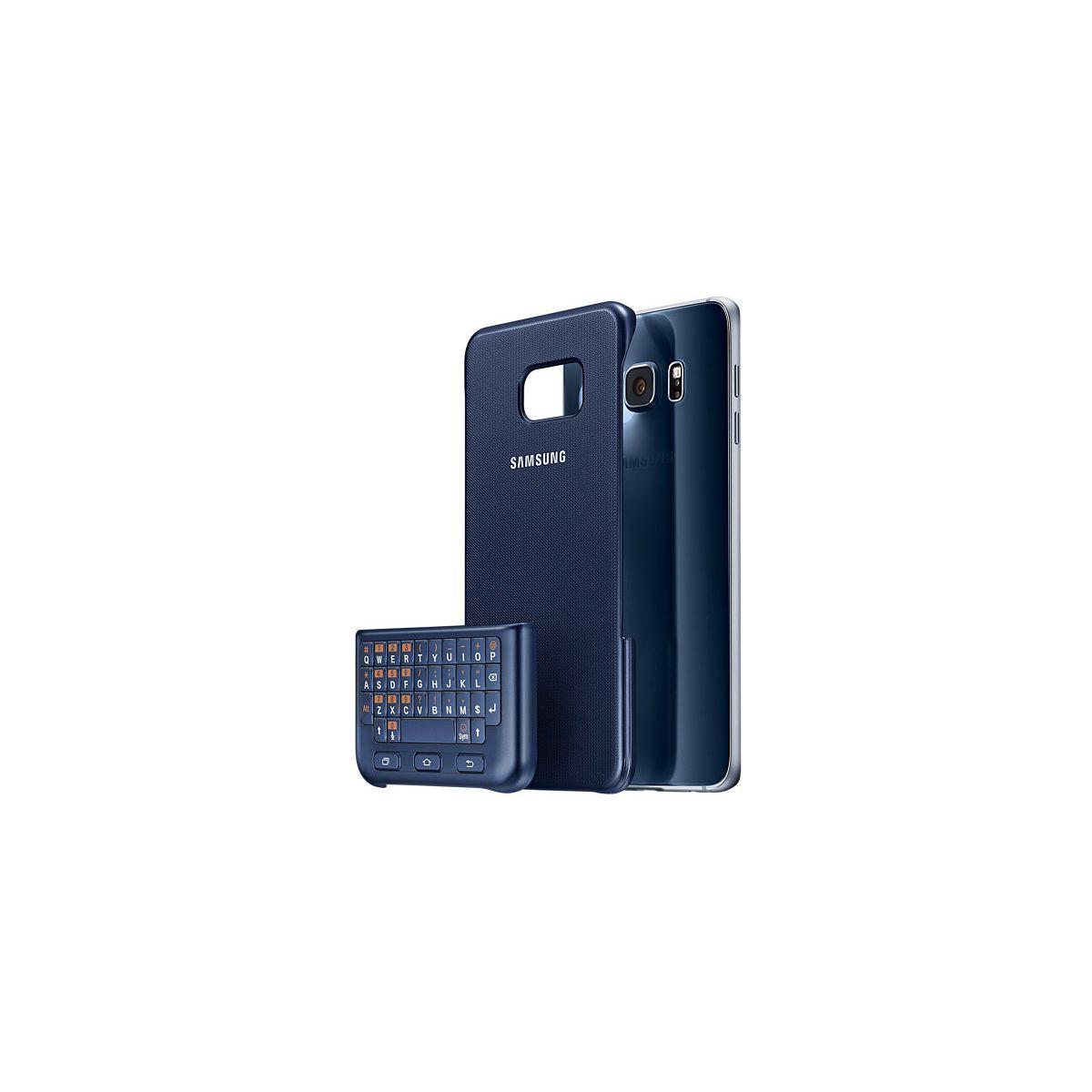 Coque SAMSUNG Keyboard S6Edge+ Noire