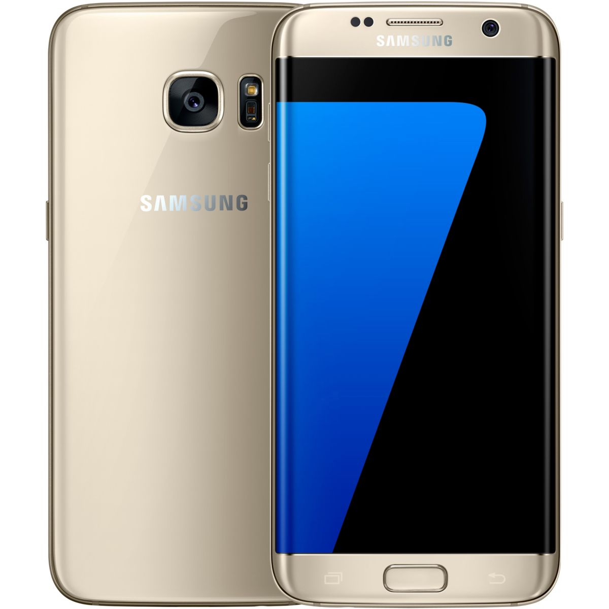 Smartphone SAMSUNG Galaxy S7 Edge Or 32Go