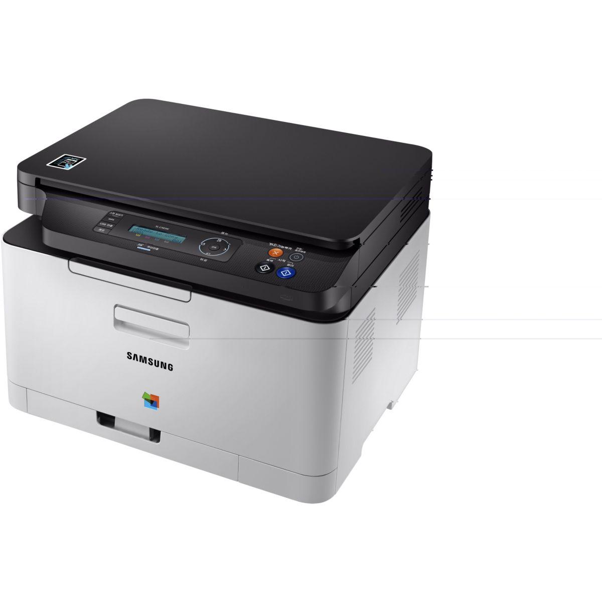 Imprimante laser couleur SAMSUNG SL-C483W