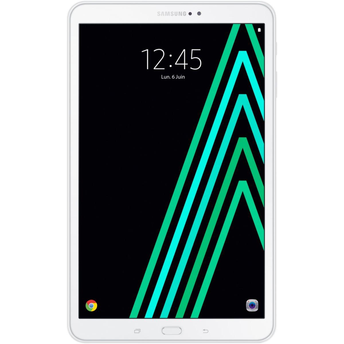 Tablette SAMSUNG Galaxy Tab A6 10 16Go Blanche