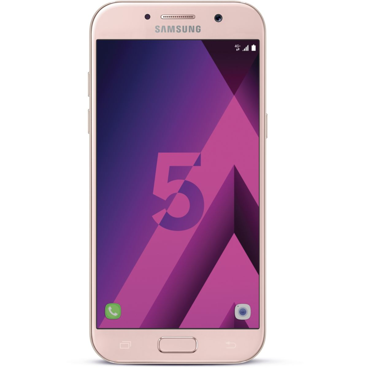 Smartphone SAMSUNG Galaxy A5 Rose Ed.2017