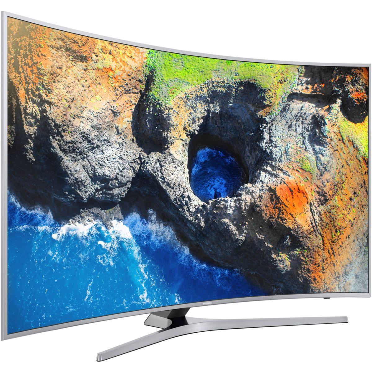 TV SAMSUNG UE65MU6505 4K HDR INCURVE SMA
