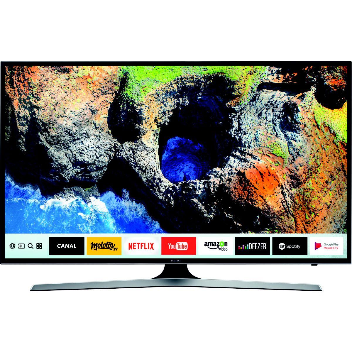 TV SAMSUNG UE65MU6105