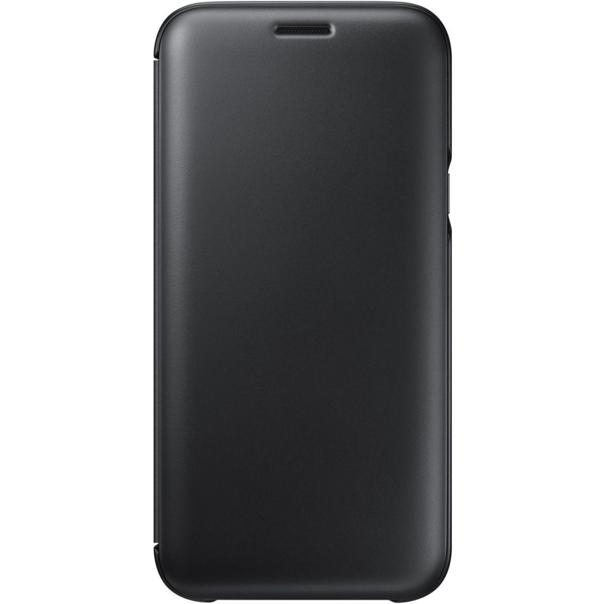 Etui SAMSUNG Flip Wallet Galaxy J5 2017 Noir