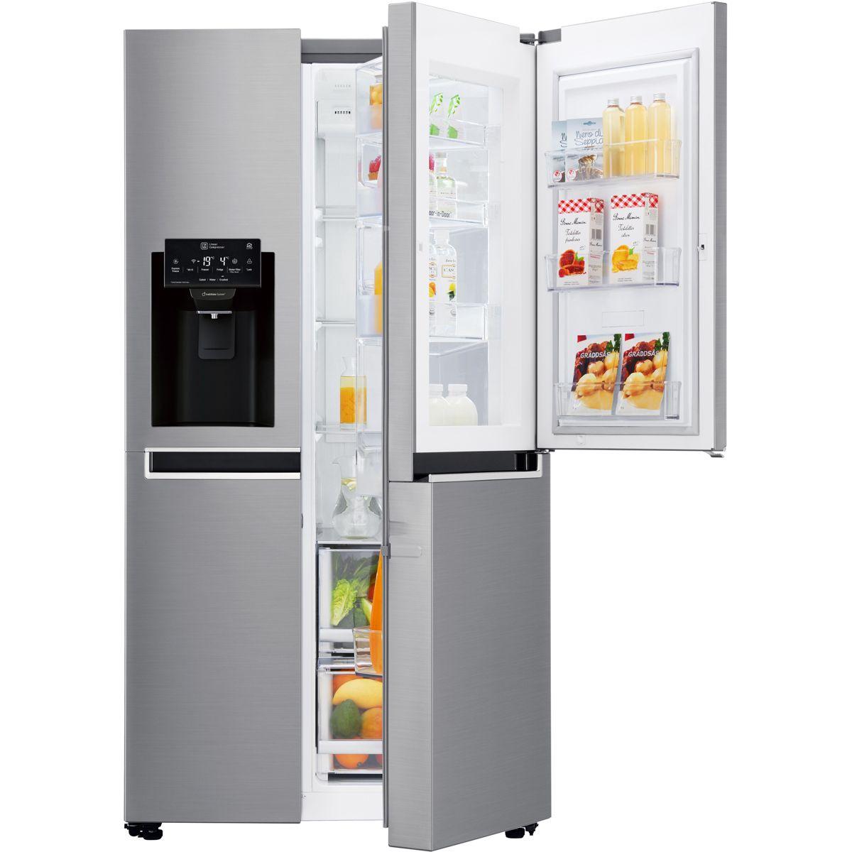 Réfrigérateur Américain LG GSS6691PS