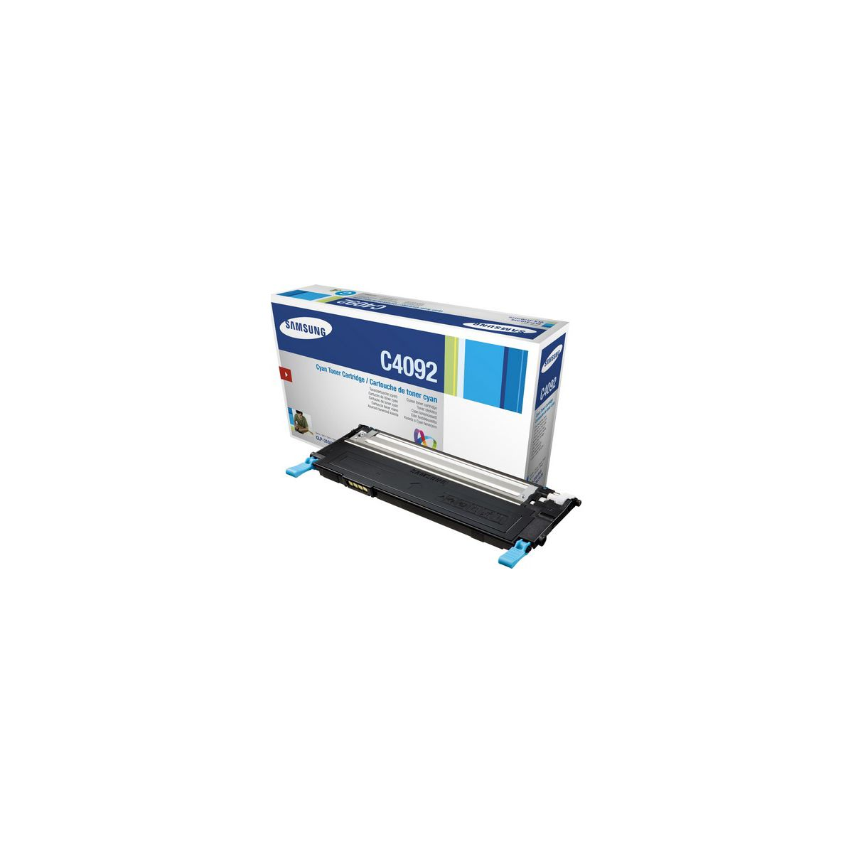 Cartouche Toner SAMSUNG CLT-C4092S Cyan
