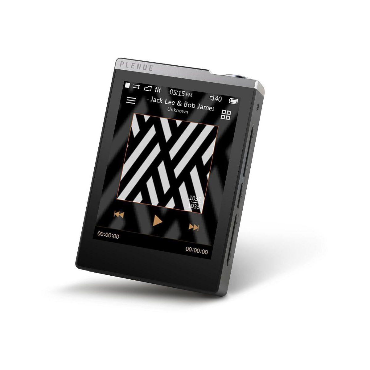 Bal. MP3 COWON Plenue D 32Go Silver
