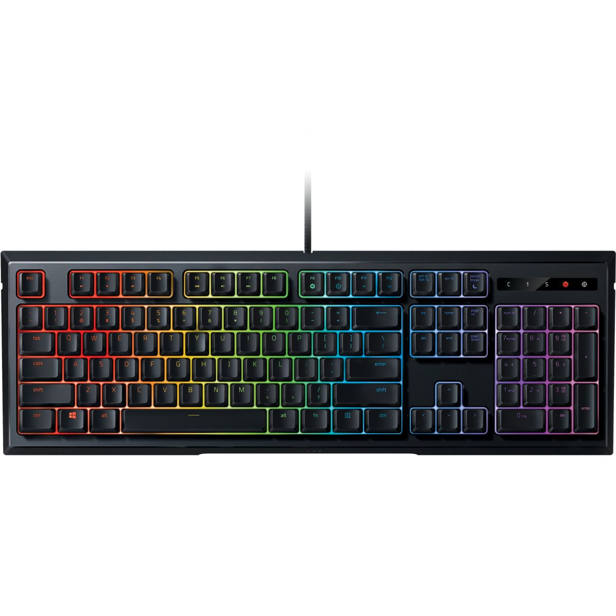 Clavier gamer RAZER ORNATA CHROMA