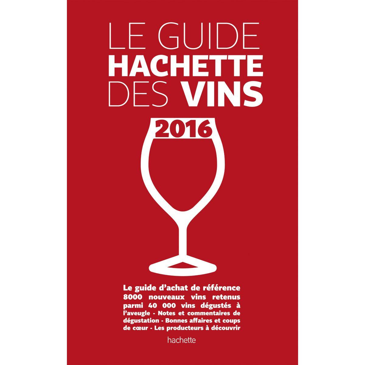 Livre HACHETTE Guide Hachette des vins 2 (photo)