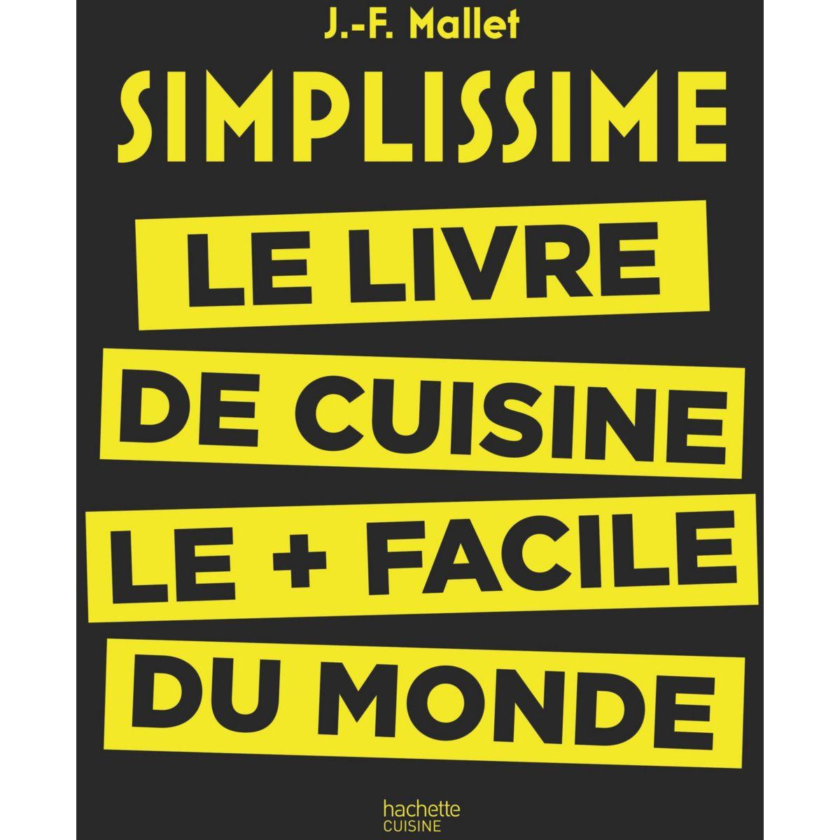 Livre HACHETTE Le livre de cuisine le + (photo)