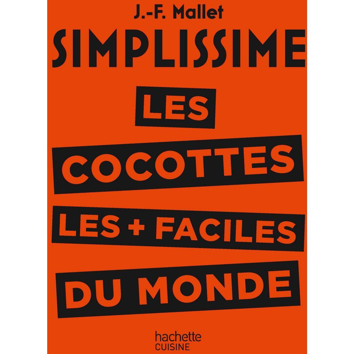 Livre HACHETTE Simplissime Les cocottes (photo)